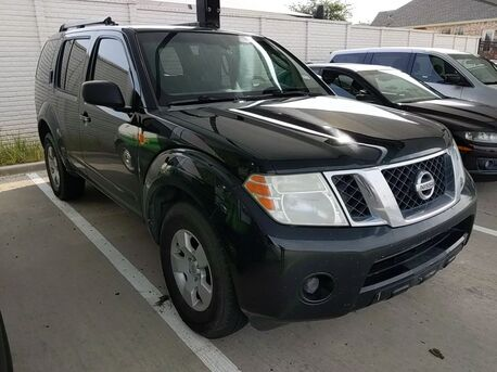 2009_Nissan_Pathfinder_S /ROOF RAILS/P2_ Euless TX