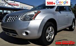 2009_Nissan_Rogue_S Crossover 4dr_ Saint Augustine FL