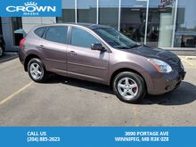 2009_Nissan_Rogue_S FWD *Low Kilometre's/Local Vehicle*_ Winnipeg MB