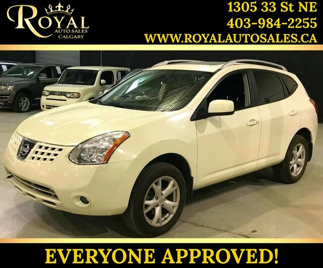 2009_Nissan_Rogue_SL SUNROOF, LEATHER, BOSE SYS, HEATED SEATS_ Calgary AB