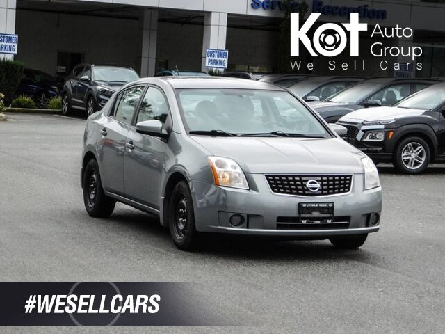 2009 Nissan SENTRA SV! SUPER CLEAN! AMAZING PRICE! FULL INSPECTED! Kelowna BC