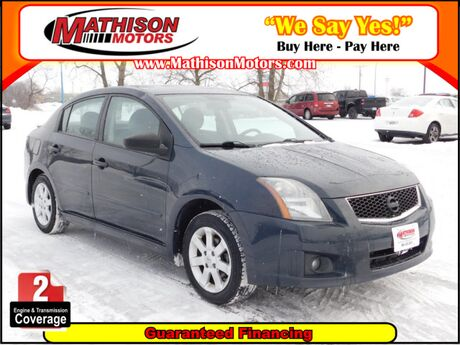 2009 Nissan Sentra 2.0 SR FE+ Clearwater MN