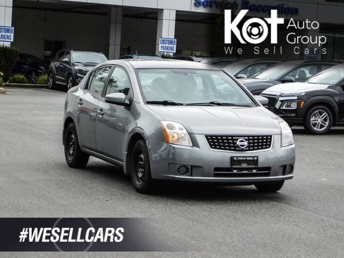 2009 Nissan Sentra 4dr Sdn I4 CVT 2.0 *Ltd Avail* Maple Ridge BC