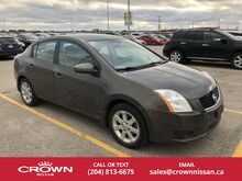 2009_Nissan_Sentra_4dr Sdn I4 CVT 2.0 S *Ltd Avail*_ Winnipeg MB