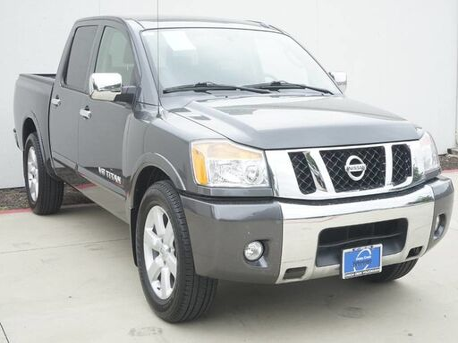 2009_Nissan_Titan_LE_ Longview TX