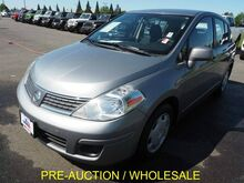 2009_Nissan_Versa_1.8 S PRE-AUCTION_ Burlington WA