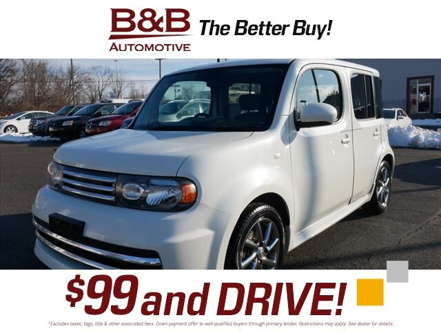 2009 Nissan cube Fairless Hills PA
