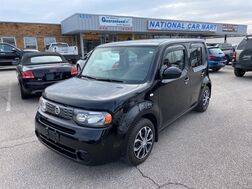 2009_Nissan_cube_1.8 S_ Cleveland OH