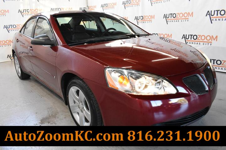 2009 PONTIAC G6 SE1  Kansas City MO