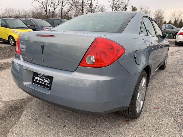 2009 PONTIAC G6 w/1SA *Ltd Avail* Toledo OH