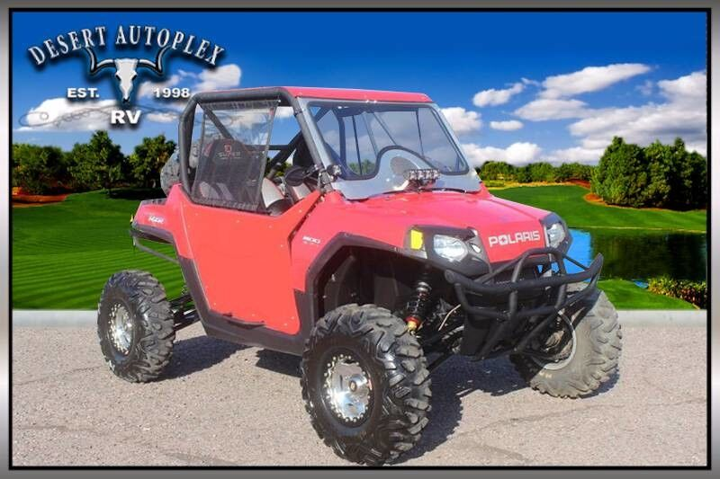 2009 Polaris RZR Ranger 800 ATV ATV with Upgrades Mesa AZ