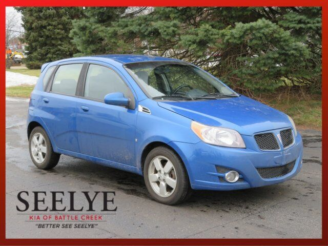 2009 Pontiac G3  Battle Creek MI