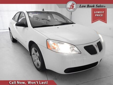 2009_Pontiac_G6_w/1SA *Ltd Avail*_ Salt Lake City UT