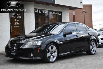 2009_Pontiac_G8_GT_ Willow Grove PA