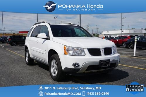 2009_Pontiac_Torrent_**GUARANTEED FINANCING ** ** ONE OWNER **_ Salisbury MD