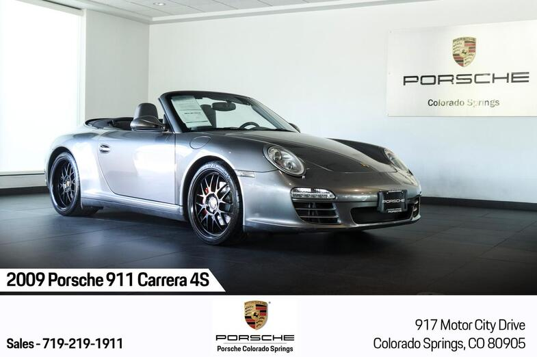 2009 Porsche 911 Carrera 4S Colorado Springs CO