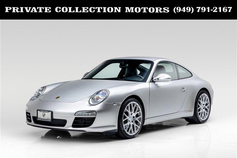2009_Porsche_911_Carrera S 6 Speed_ Costa Mesa CA