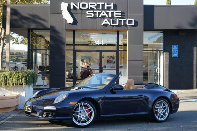 2009_Porsche_911_Carrera S_ Walnut Creek CA