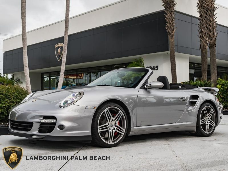 2009 Porsche 911 Turbo West Palm Beach FL