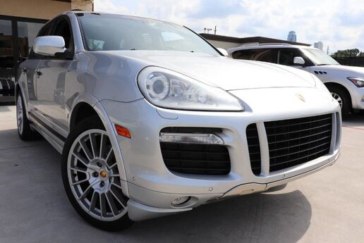 2009 Porsche Cayenne GTS, 1 OWNER,CLEAN CARFAX,9 SERVICE RECORDS! Houston TX