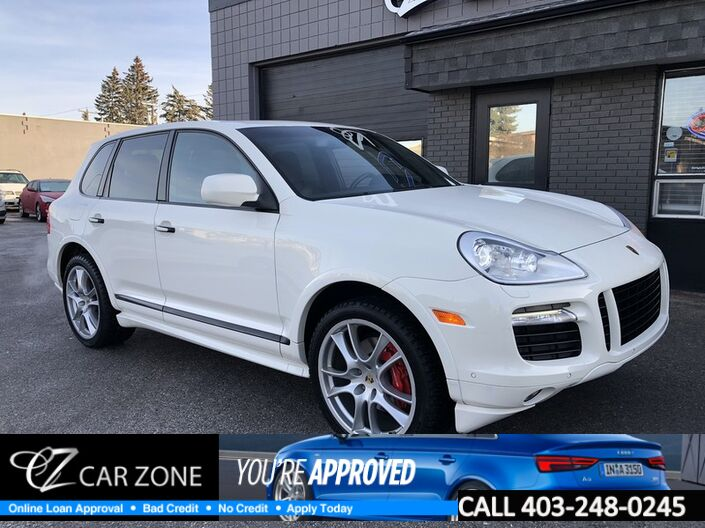 2009 Porsche Cayenne GTS V8 AWD, ONE OWNER, NO ACCIDENTS Calgary AB