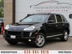 2009_Porsche_Cayenne_S AWD With Navigation_ Addison IL