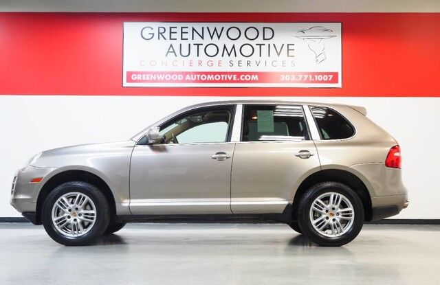 2009 Porsche Cayenne S Greenwood Village CO