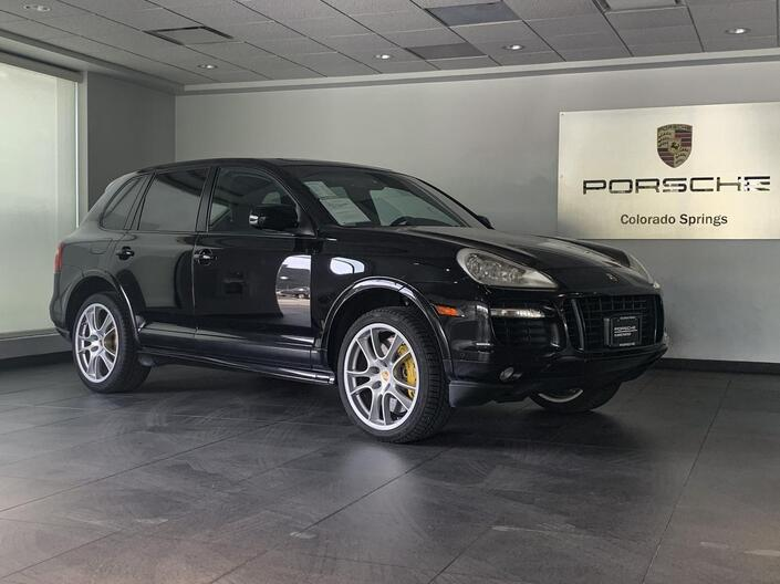 2009 Porsche Cayenne Turbo S Colorado Springs CO