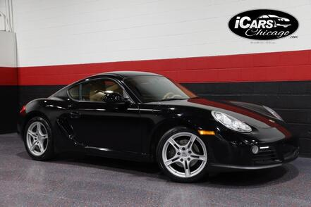 2009_Porsche_Cayman_PDK Coupe_ Chicago IL
