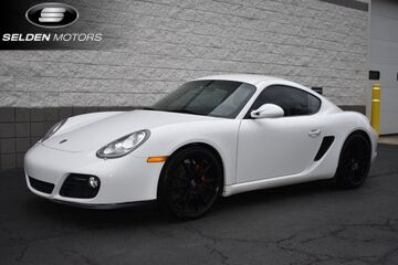 2009_Porsche_Cayman_S_ Willow Grove PA