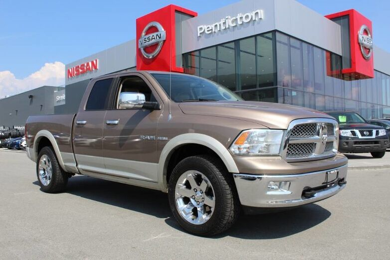 2009 Ram 1500 Laramie, No Accidents, Fully Loaded, Well Taken Care Of Kelowna BC