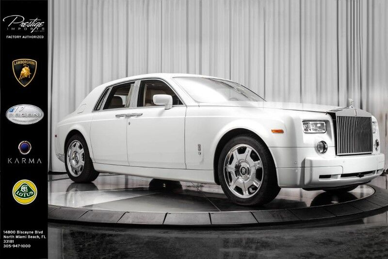 2009_Rolls-Royce_Phantom__ North Miami FL