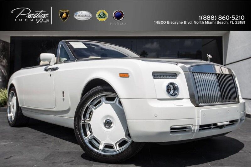 2009_Rolls-Royce_Phantom Drophead__ North Miami Beach FL