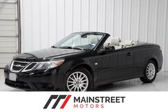 2009_Saab_9-3_Touring Convertible_ Dallas TX