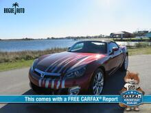 2009_Saturn_Sky_Red Line Ruby Red SE_ Newport NC