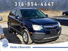 2009_Saturn_VUE_XE_ Wichita KS