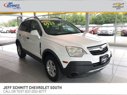 2009_Saturn_VUE_XE_ Dayton area OH