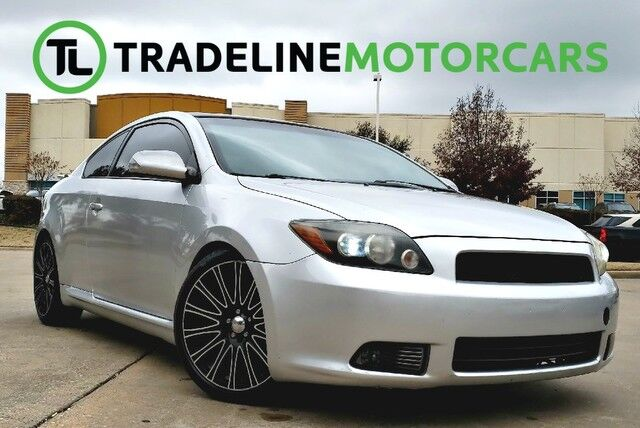 2009 Scion tC PIONEER RADIO, TURBO, BOOST, AND MUCH MORE!!! CARROLLTON TX