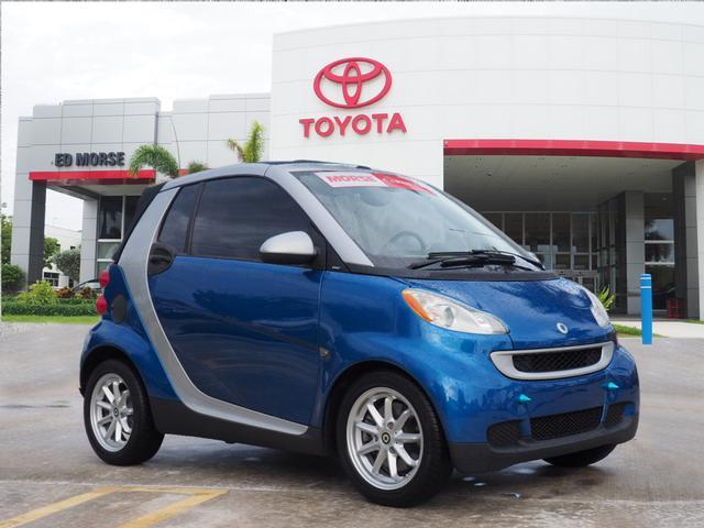 2009 Smart fortwo Passion Delray Beach FL