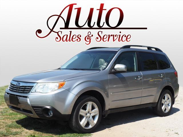 2009 Subaru Forester 2.5 X Limited Indianapolis IN
