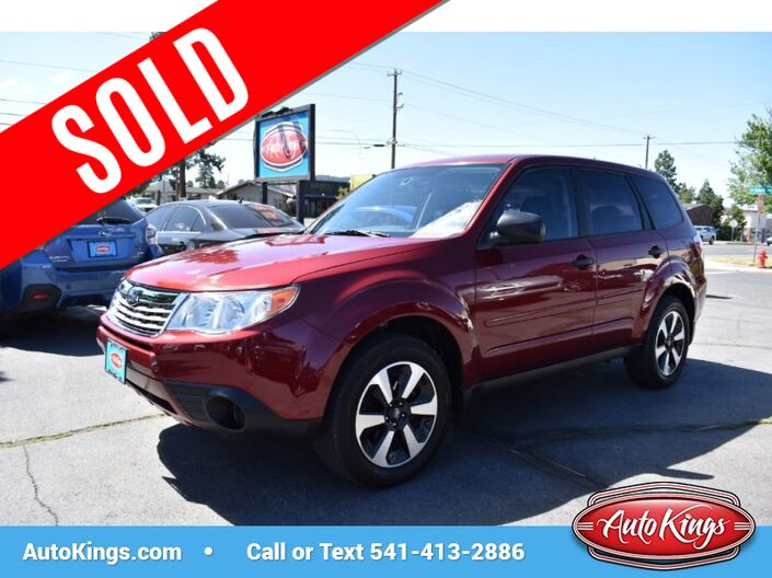 2009 Subaru Forester 2.5X AWD Bend OR