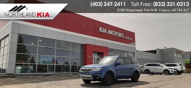 2009 Subaru Forester 2.5X Automatic with Premium/All-Weather Package