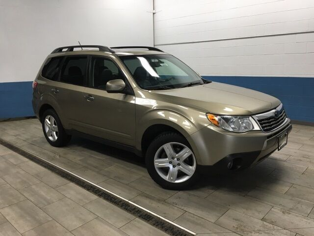 2009 Subaru Forester 2.5X Plymouth WI