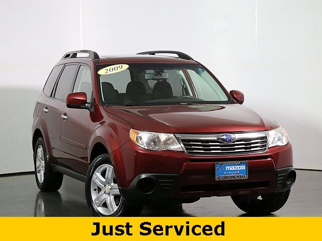 2009 Subaru Forester 2.5X W/Moonroof Chicago IL