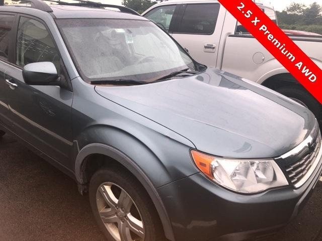 2009 Subaru Forester 4dr Auto X w/Prem/All-Weather Cranberry Twp PA