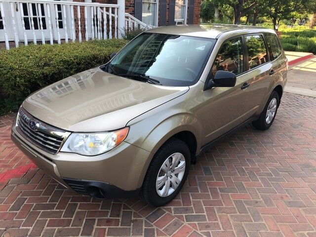 2009 Subaru Forester (NY/NJ) X AWD EXCELLENT CONDITION MUST C & DRIVE! Arlington TX