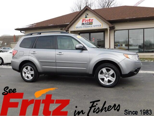 2009 Subaru Forester (Natl) X Limited Fishers IN