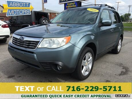 2009 Subaru Forester X Limited AWD w/Heated Leather Buffalo NY