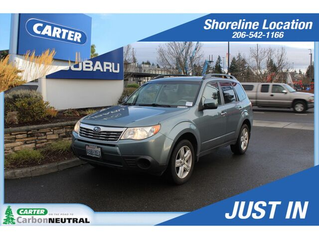 2009 Subaru Forester X w/Prem/All-Weather Seattle WA