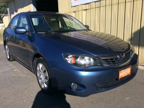 2009 Subaru Impreza 2.5i 4-Door Spokane WA